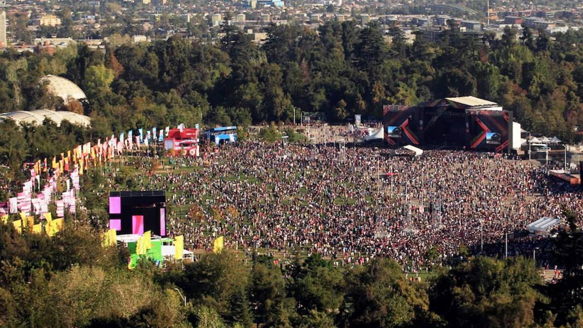 Lollapalooza confirma nueva edición celebrando sus 10 años