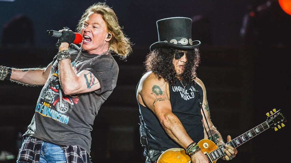 Guns N' Roses y The Strokes encabezan el cartel del Lollapalooza 2020