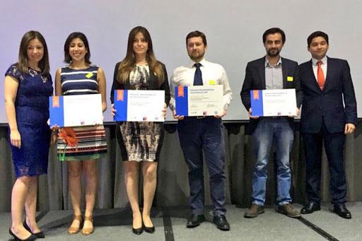 OTL-UA fue galardonda en los Premios de Transferencia de Corfo